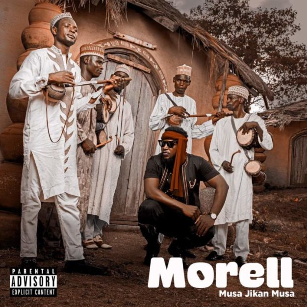"Morell Unveils Covert Art & Tracklist to Debut Album ""Musa Jikan Musa"""