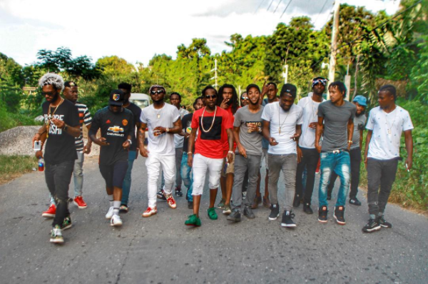 """Download NEWS: Davido & Popcaan Shoot Video For """"My Story"""" by Mini (E5 Records) In Jamaica 2 1 mp3 mp4 GurusFiles.Com.Ng"""