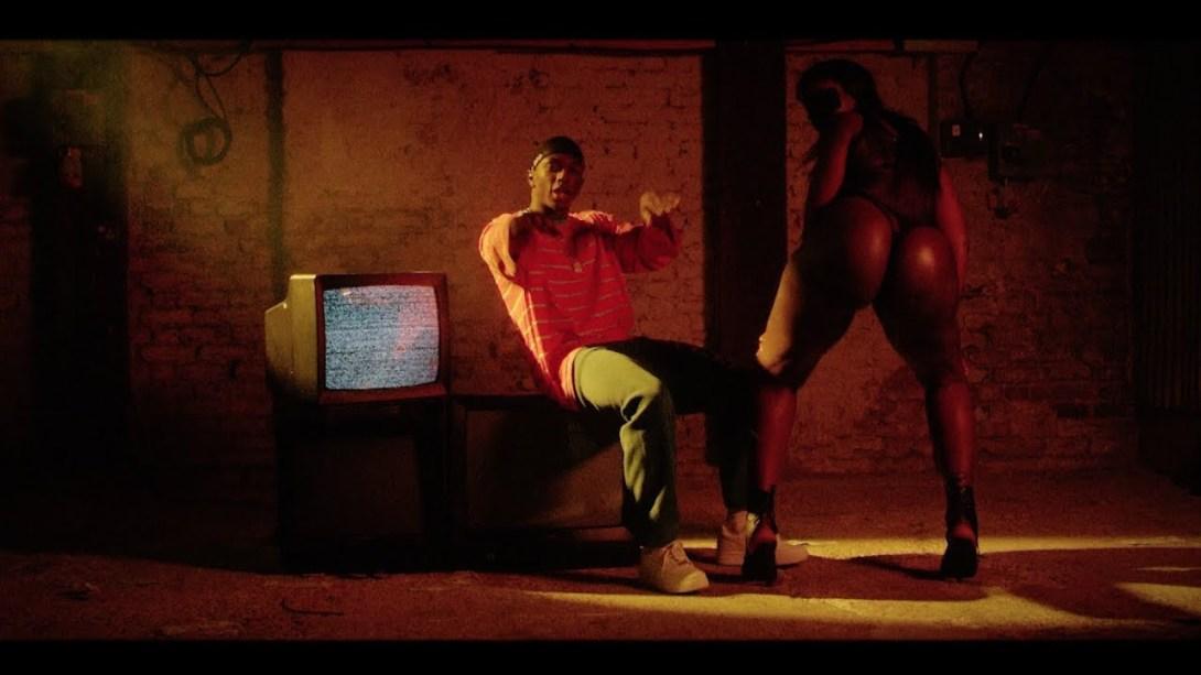 MUSIC VIDEO : Kida Kudz – F It Up