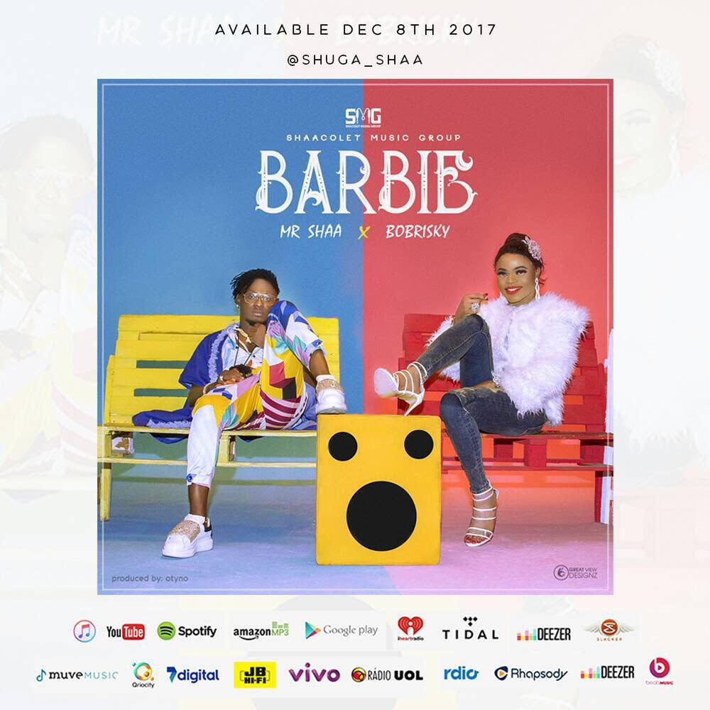 Mr Shaa ft Bobrisky – Barbie