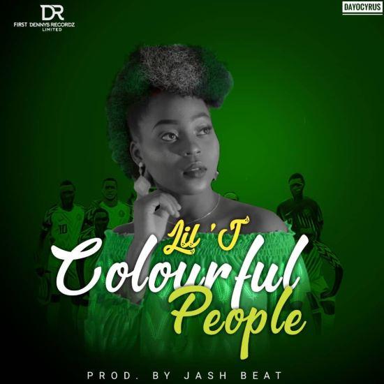Lil J – Colorful People (Prod. By Jash beat)