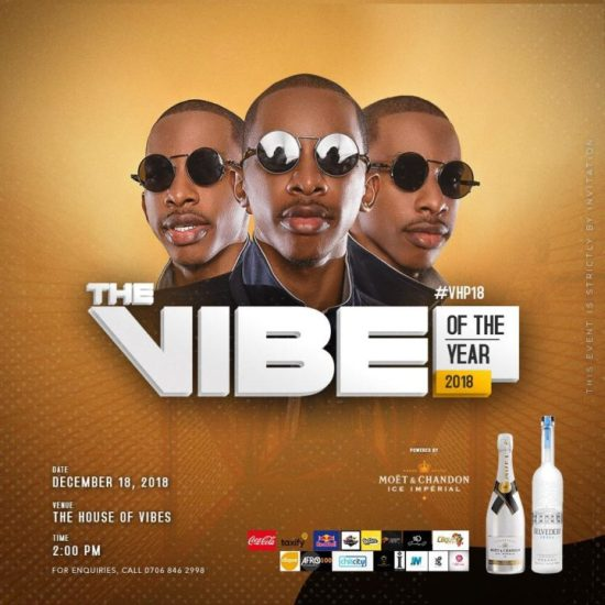 """DJ Consequence Set To Host """"The Vibe of The Year"""" House Party #VHP18"""