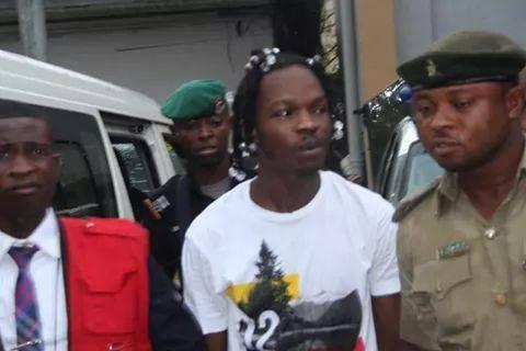 Naira Marley Granted Bail of 2Million Naira!