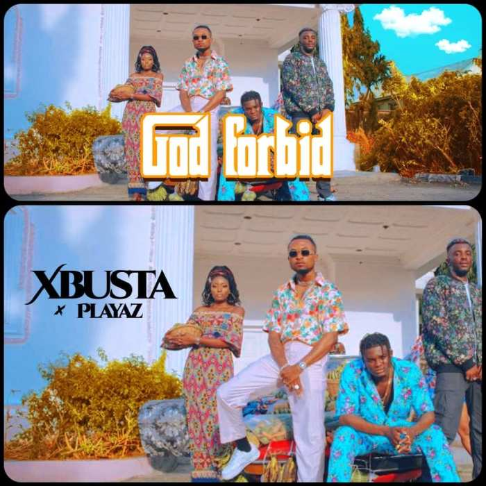 VIDEO: Xbusta & Playaz - God Forbid