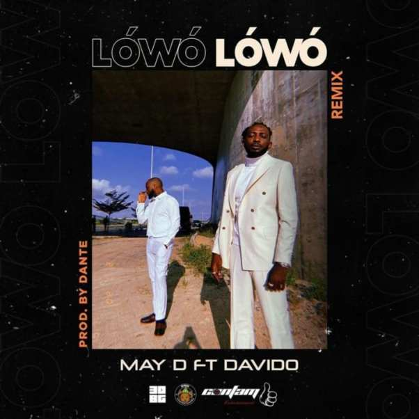 "It's 30BG! May D & Davido Collaborate On ""Lowo Lowo"" Remix"