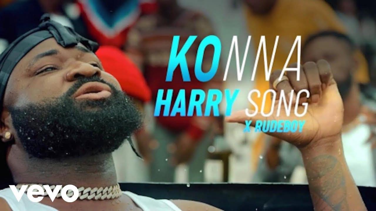 Harrysong, Rudeboy - Konna