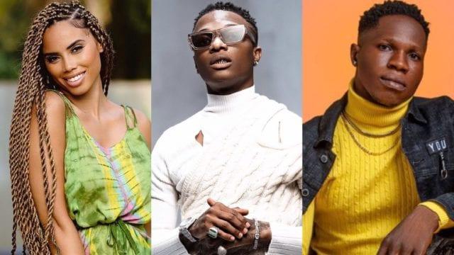 Wizkid Illegal Album. Wisekid Made In Lagos.