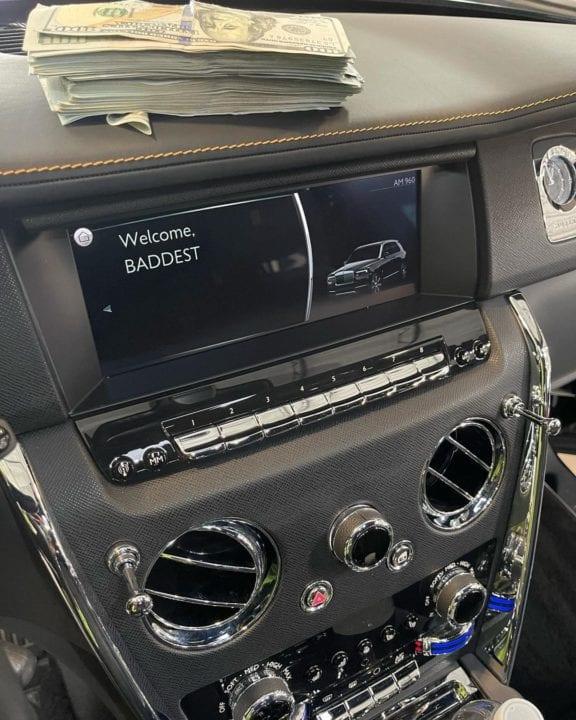 Heavy Duty! Davido cops New Rolls Royce Truck