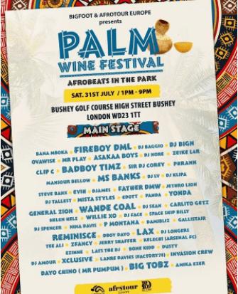 Fake Palmwine Festival