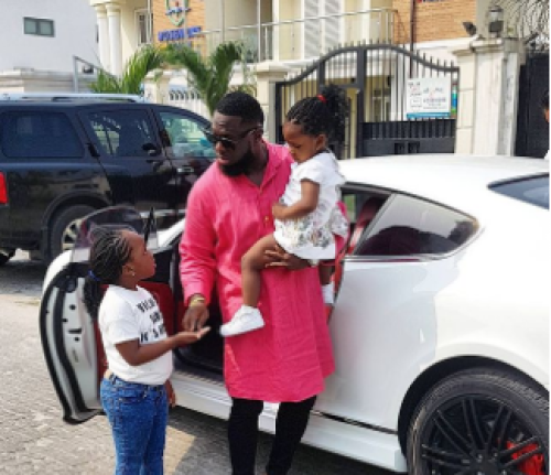 Nigerian musicians fathers day