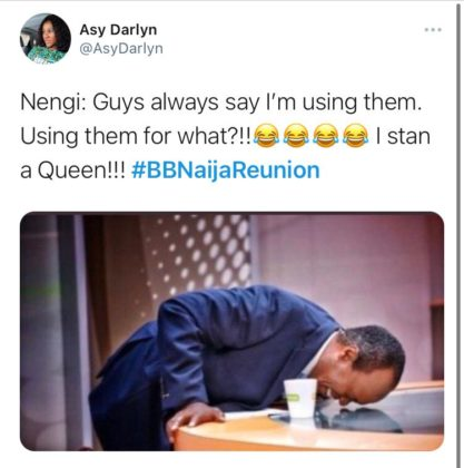 #BBNaijaReunion: Dorathy and Wathoni Face Off, More Highlights From Day Two | WATCH