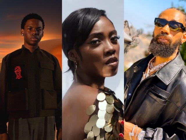 Nigerian musicians dropping projects