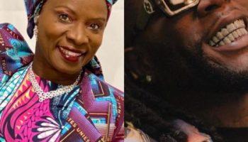 Angelique Kidjo Defends Burna Boy's Unapologetic Attitude
