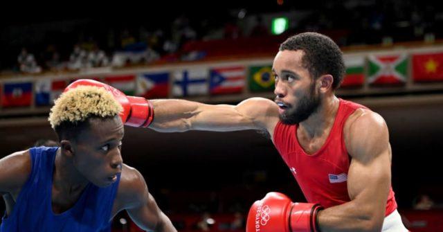 Boxer Takyi Ghana Olympics Bronze Medal