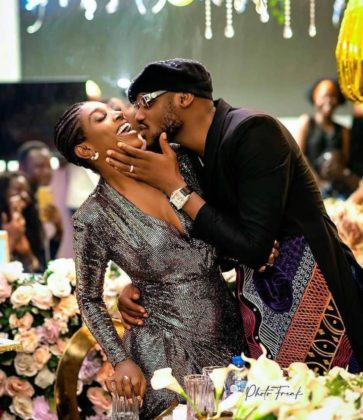 Read Annie Idibia Message to 2Baba on His Birthday NotjustOK