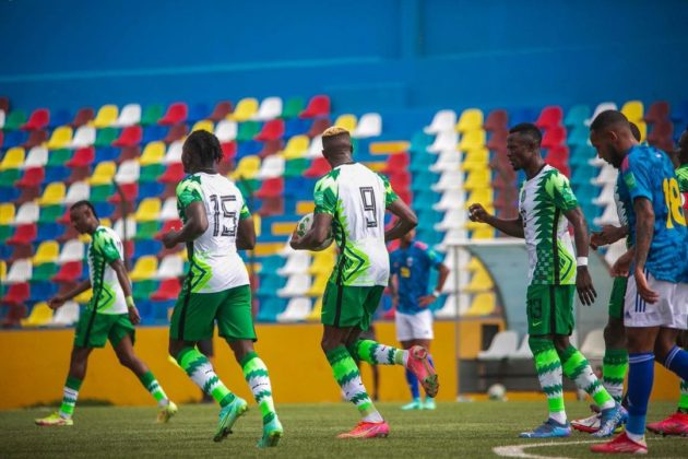 Super Eagles vs Cape Verde