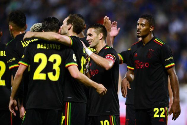Ajax third kit