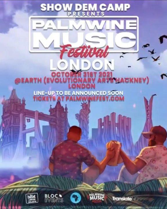 ShowDemCamp Palmwine Fest