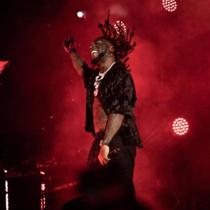 See Reactions to Burna Boy Hollywood Bowl Performance NotjustOK
