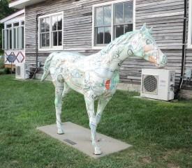 Horse at Windy Corner