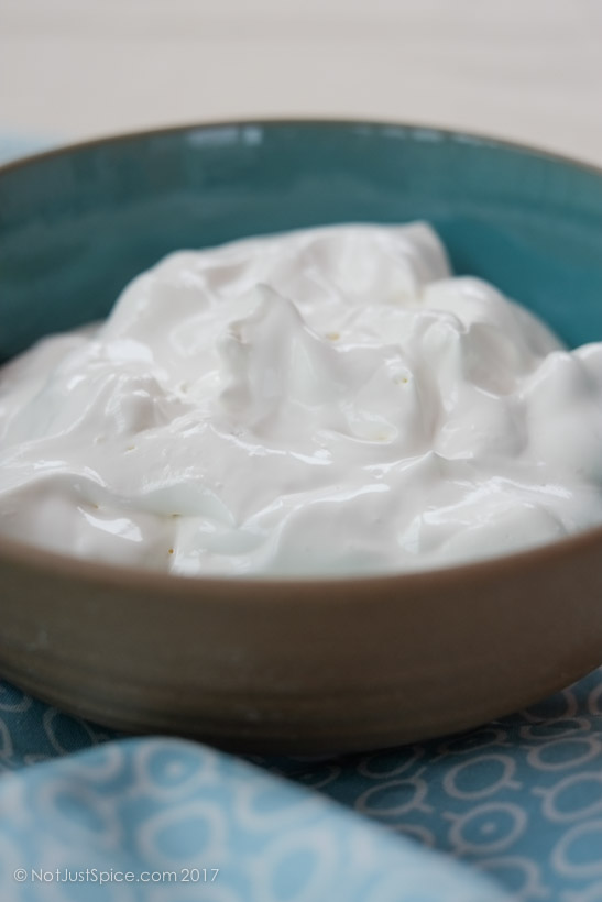 How To Make Whipped Cream from Low Fat Cream