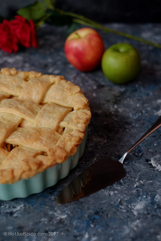 The Ultimate Flaky and Tender Pie and Tart Crust on notjustspice.com