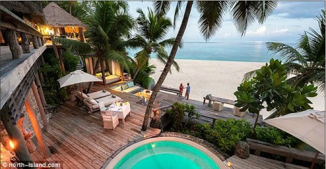 North Island Resort Seychelles