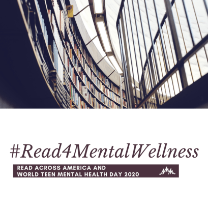 #Read4MentalWellness today and everyday!