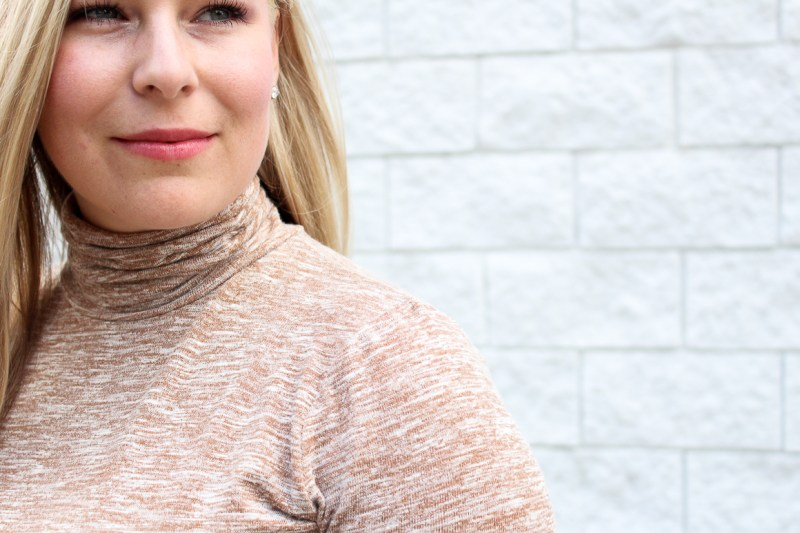 The best turtleneck dress for fall