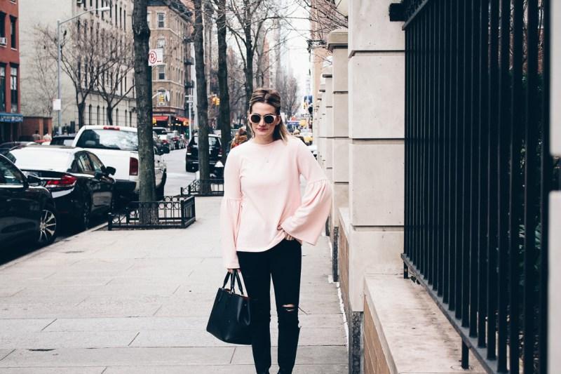 Light-Pink-Zara-Sweater