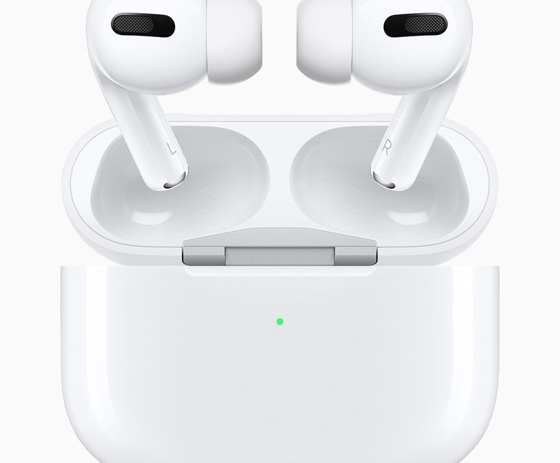 The All-new AirPods Pro