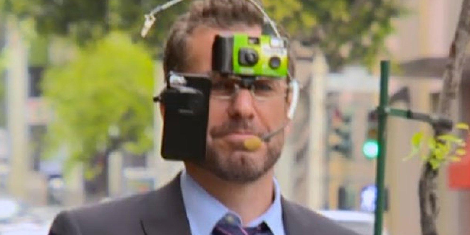 Google Glass Spoof