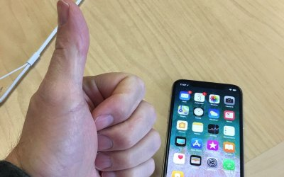 iPhone X: First Impressions