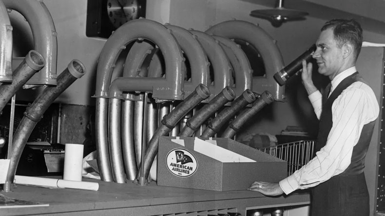 Episode 175: Pneumatic Tubes