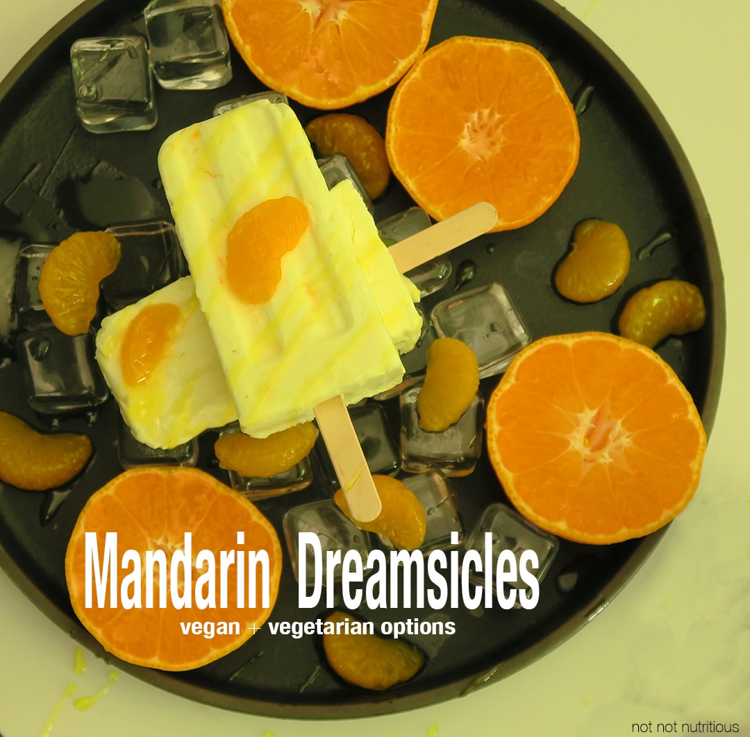 Mandarin Dreamsicles (from M5: Say Cheese)