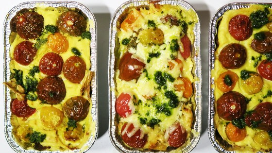 Corn Chip Casserole: Two Ways - Vegan with Jackfruit and Reducetarian with Chicken