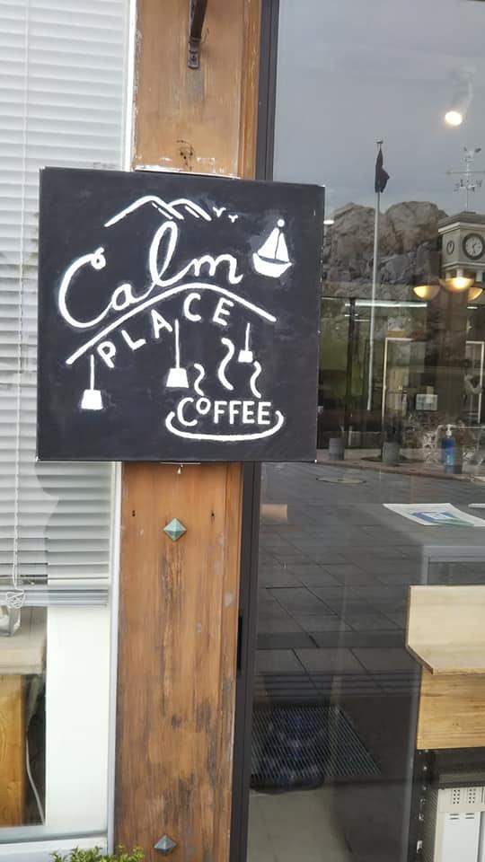 わくたまラテのお店「Calm PLACE COFFEE」【七尾市和倉温泉】