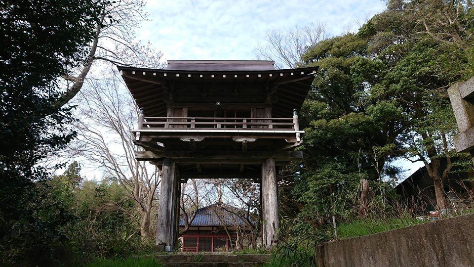 七尾にある山の寺寺院群の1つ「印勝寺(いんしょうじ)」