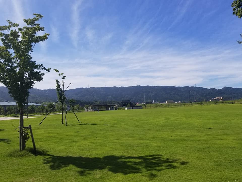 大人も子供も広々と楽しむことができる能登歴史公園(国分寺地区)【七尾市】