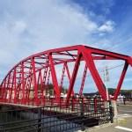 NHK連続テレビ小説「まれ」で登場の「いろは橋」【輪島市】