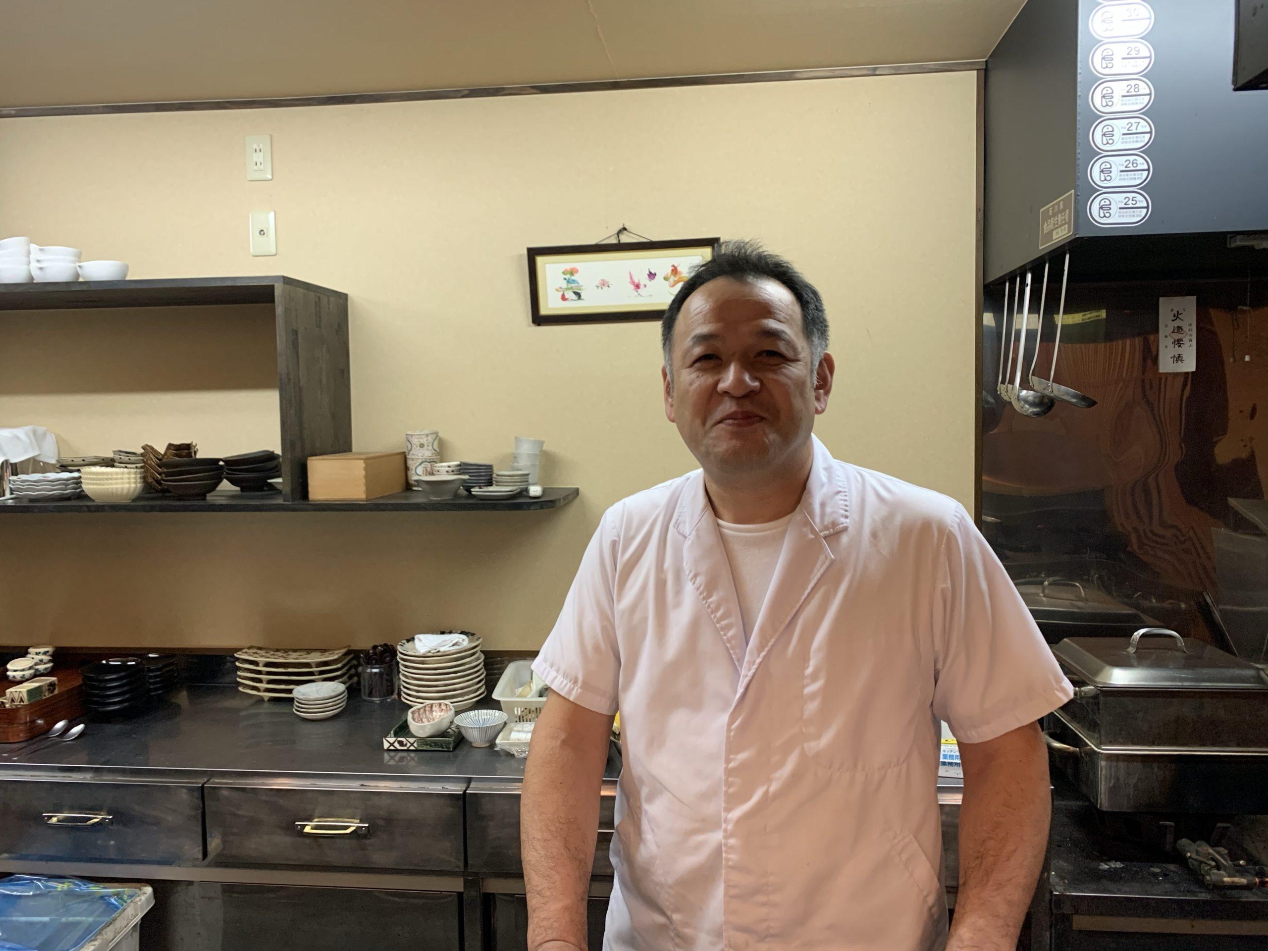 食材と器で季節を味わう、リーズナブルで美味しい「御料理 吾・いち」【中能登町】