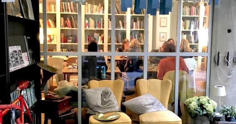 Pranzo in libreria