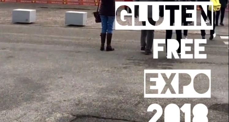 La mia TOP 5 del Gluten Free Expo 2018