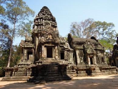 Ankor coś_sth in Ankor Wat