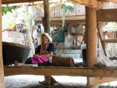 Chiang Mai_Hill Tribe Village