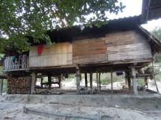 wiejska chata_village house