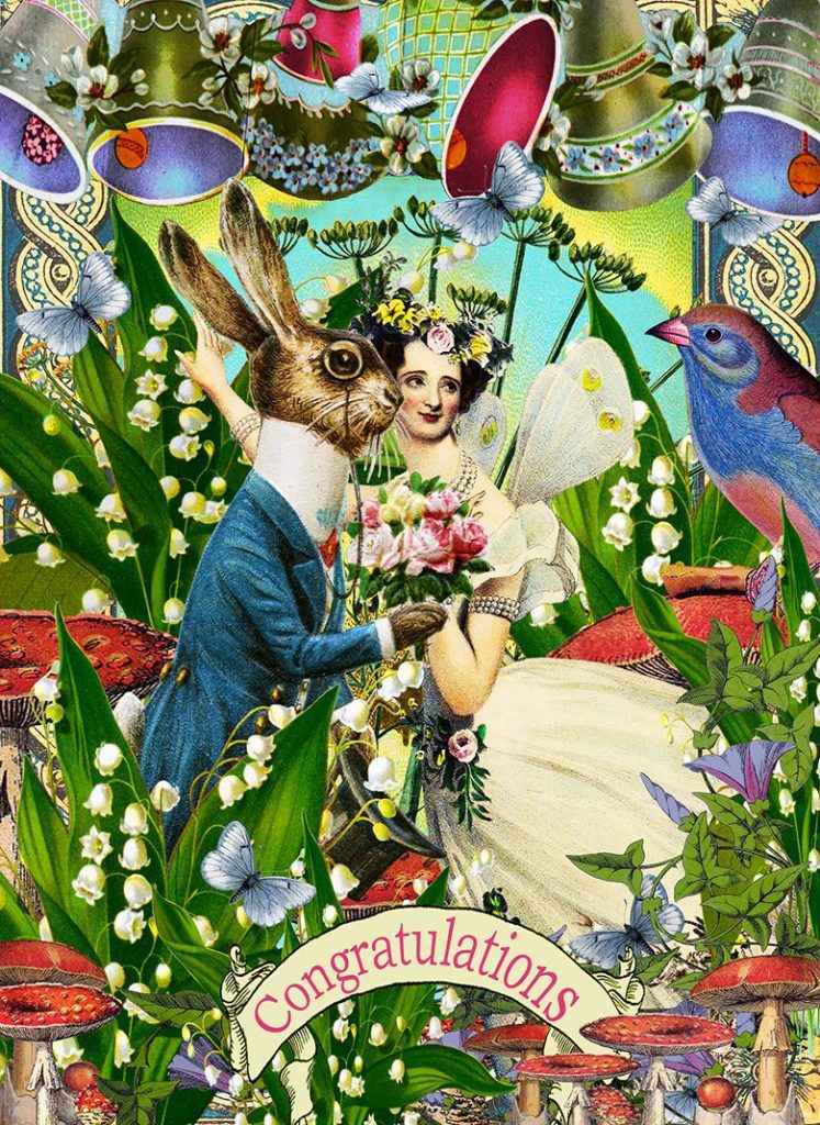Wedding Day; The fairy & the Hare