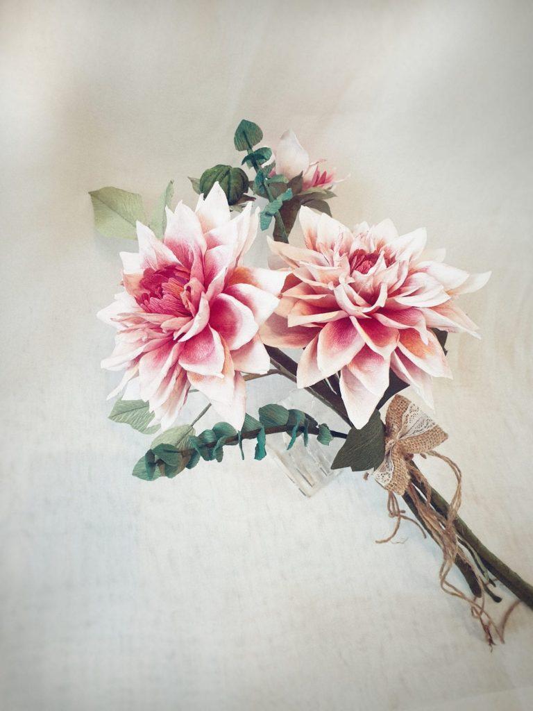 Paper Flower Boutique. Handmade paper flowers