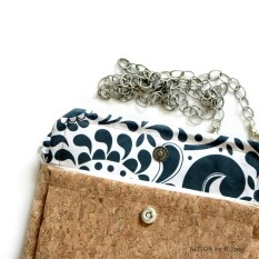Front pocket - Cork Clutch
