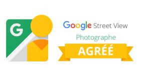 Visite virtuelle - Logo google